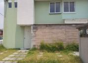 Casa en fracc ahuehuetes muy cerca de ave tollocan 3 dormitorios 160 m² m2