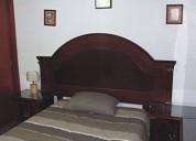 Recmara amueblada con todos los servicos 1 dormitorios