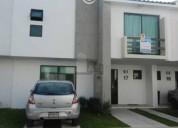 Casa en renta en san mateo atenco el fortin 3 dormitorios 123 m² m2