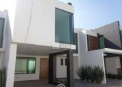 Se renta casa en san pedro cholula 3 dormitorios 185 m² m2