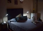 Rento habitaciones por dia semana o mes 60 m² m2, contactarse.