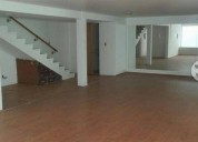 Linda casa en renta para oficinas 4 dormitorios 450 m² m2