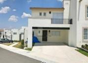 Casa en condominio en renta inmuebles