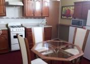 Departamento amueblado y equipado area tec 1 dormitorios 50 m² m2
