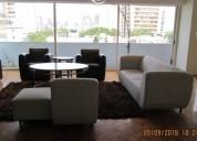 Polanco campos eliseos departamento amueblado 4 dormitorios 220 m² m2