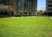 Se renta departamento amueblado parques polanco 1 dormitorios 60 m² m2