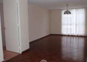 departamento frente al parque hundido 3 recamaras 3 dormitorios 95 m² m2