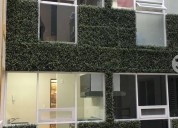 Departamento a unas cuadras del metro cuauhtemoc 2 dormitorios 70 m² m2