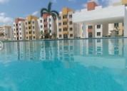 Departamentos en playa del carmen 2 dormitorios 47 m² m2