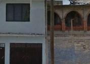 Inversion casa en col fuentes de aragon en ecatepec de morelos