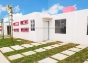 Casas de 105 metros 2 recamaras y estudio 2 dormitorios 66 m² m2