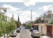 casa sola municipio nezahualcoyotl en remate banca 3 dormitorios 200 m² m2