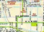 P una de las colindancias del terreno es villa 4.864 m² m2