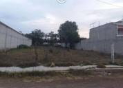 Terreno en venta san jeronimo xonacahuacan 1.510 m² m2