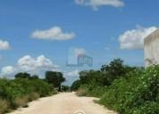 Venta De Lote En Privada Chaactun Merida Yucatan 445 m2