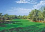 740 m2 en club de golf 1 millon pesos en querétaro