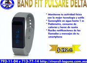 Band fit ghia pulsare