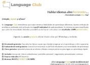 Clases de idiomas - ingles | frances | aleman