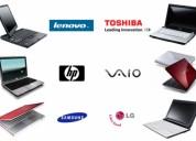 Reparacion de computadoras de escritorio y laptops