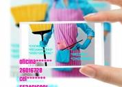 Empresa limpieza domestico 5534616001
