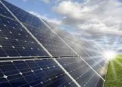 Venta,instalaciónymantenimiento de paneles solares