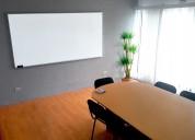 Renta nuestra sala de juntas para tus talleres