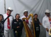 Grupo jarocho en tlahuac