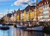 Clases de alemÁn, noruego y danÉs.