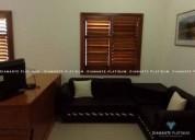 departamento amueblado en renta por fashion mall 1 dormitorios 40 m2