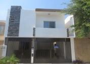 Casa en renta en jacarandas cerca de miguel aleman apodaca n l 3 dormitorios 90 m2