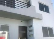 Casa estilo minimalista nueva 2 dormitorios 160 m2