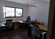 oficina equipada en renta 15 m2
