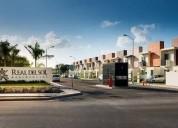 Real del sol playa del carmen casa en venta 3 dormitorios 135 m2