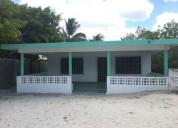 casa vacacional en chelem segunda fila 2 dormitorios 350 m2