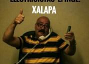 Electricistas el inge. xalapa