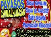Payasos de chimalhuacan