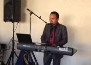 Tecladista cantante y dueto celestial guadalajara