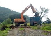 Especialistas en excavaciones