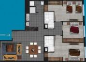 Departamento en venta espacios au pb 06 3 dormitorios 128 m2