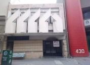Local en centro de monterrey plaza dorada 260 m2