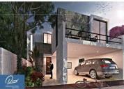Residencia modelo 151 en conkal 68 para entrega inmediata 3 dormitorios 344 m2