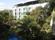 Se vende y renta departamento amueblado ideal para ejecutivos triumph 2 dormitorios