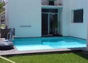 Moderna casa en venta en palmira con alberca y vigilancia 4 dormitorios 400 m2