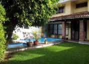 Cuernavaca vende residencia en palmira 4 dormitorios 494 m2