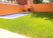 Excelente casa en venta fraccionamiento residencial la palma 4 dormitorios 276 m2