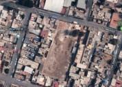 terreno habitacional para desarrollo inmobiliario en azcapotzalco 2880 m2