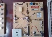 Reparación reconstrucción de fluxometros helvex