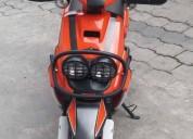 Motoneta ws 150 en coyoacán