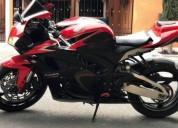 Motocicleta honda cbr rr en saltillo