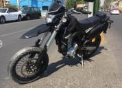 Kawasaki klx en gustavo a. madero